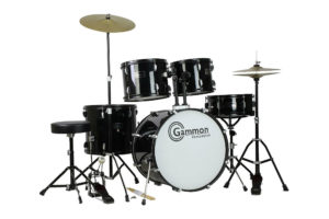 Gammon Percussion Full Size Complete Adult 5 Piece Drum Set Review