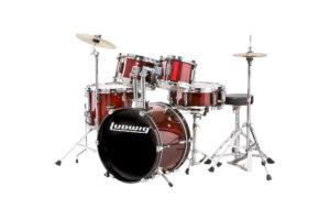 Ludwig Junior Outfit Drum Set Review