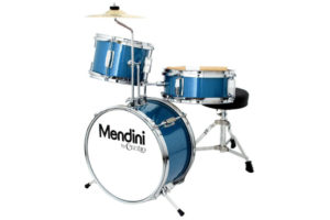 Mendini by Cecilio 13 Inch 3-Piece Kids / Junior Drum Set Review