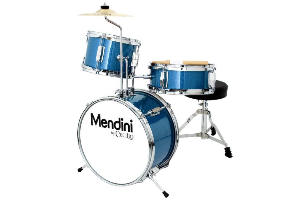 Mendini By Cecilio 13 Inch 3 Piece Kids Junior Drum Set Review